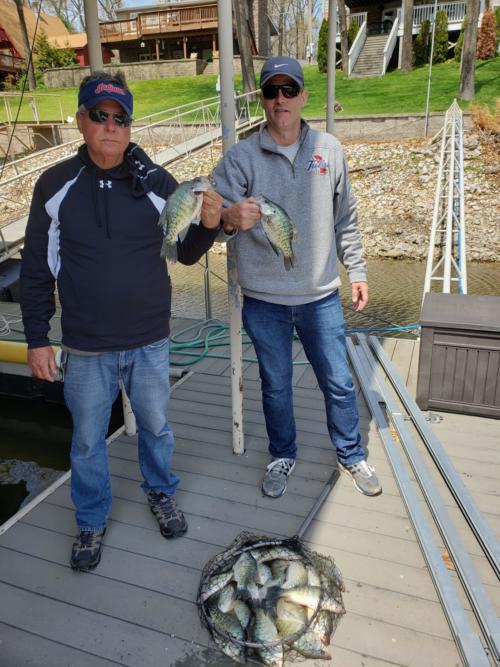 Oklahoma Crappie Fishing Guide - The Grand Lake Guy